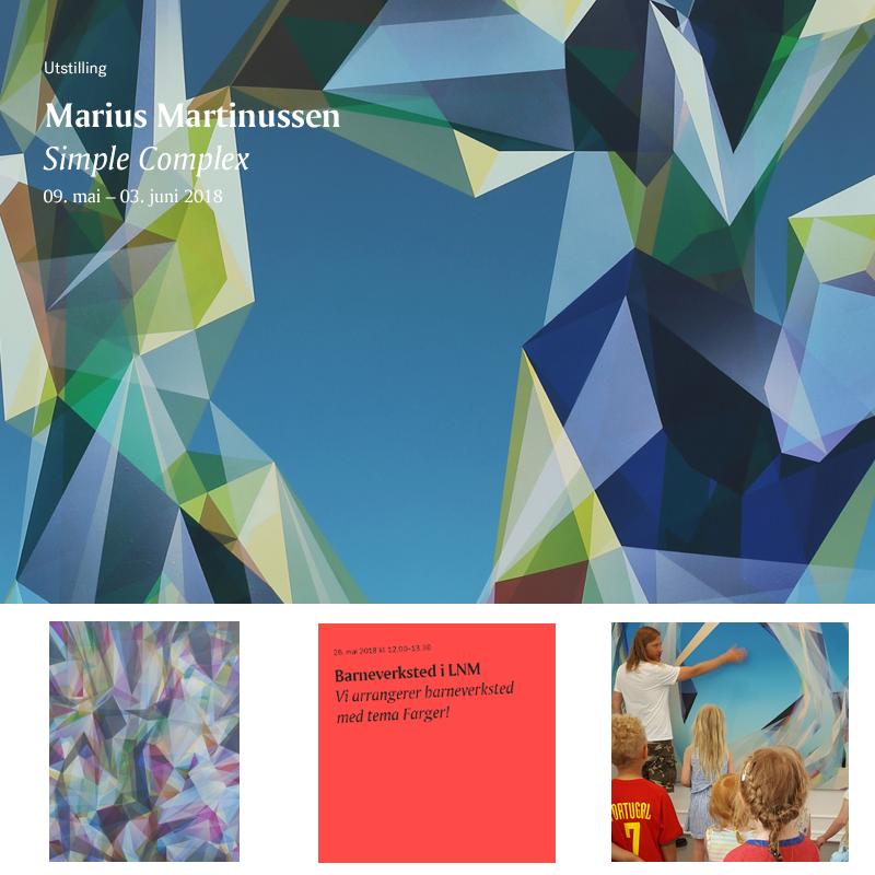 Marius Martinussen: Simple Complex
