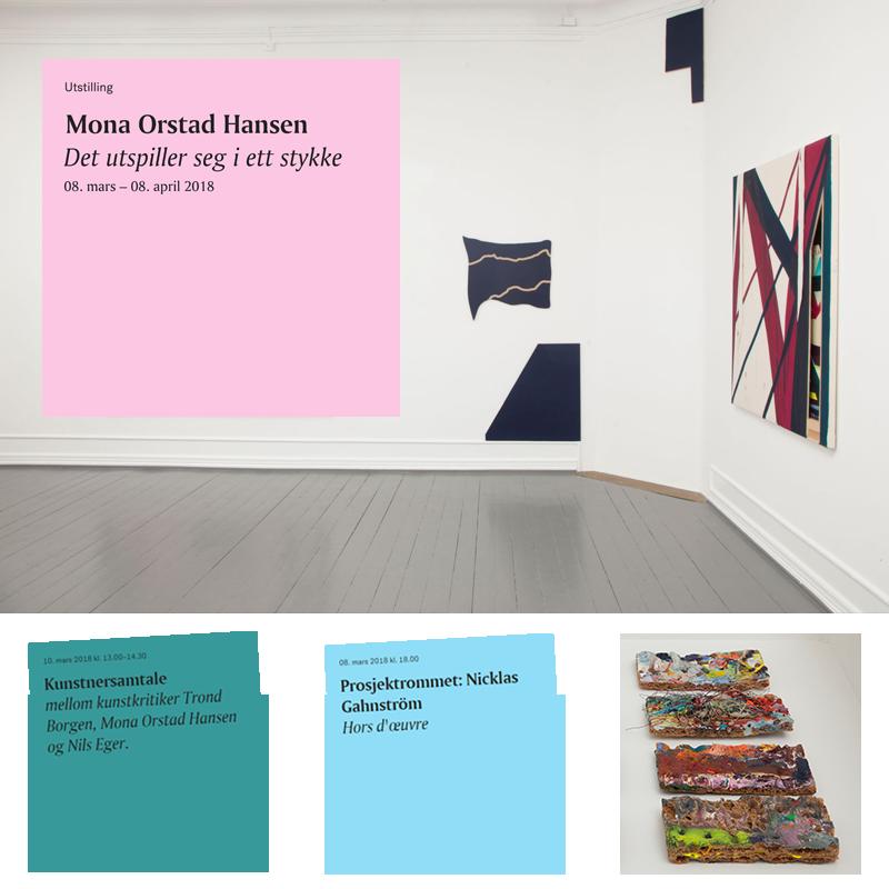 Mona Orstad Hansen: Det utspiller seg i ett stykke