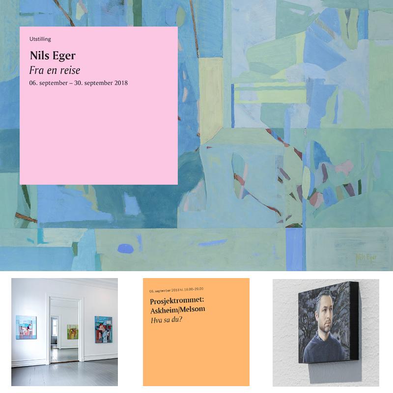 Nils Eger: Fra en reise