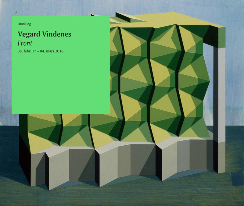 Vegard Vindenes: Front